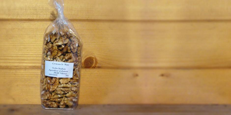 Cernaux de noix (150 Gr)