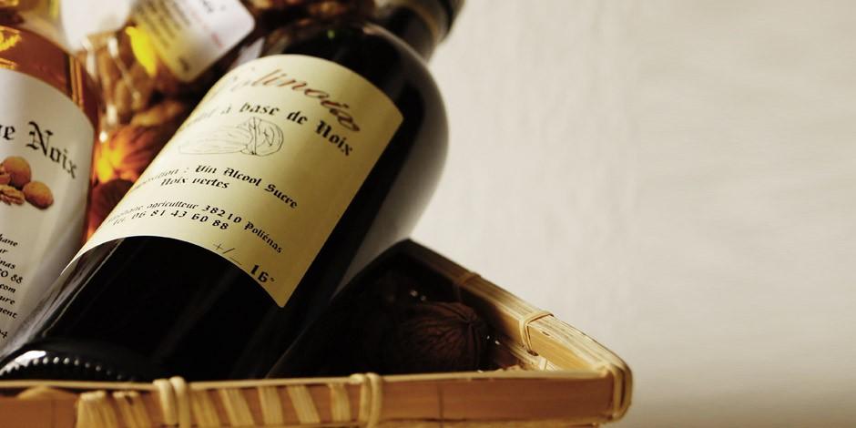 Vin de noix (0,375L)