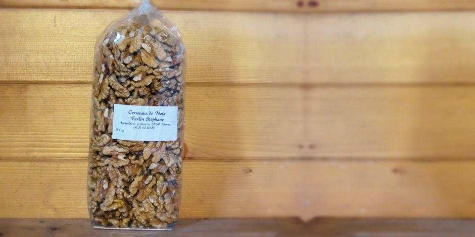 Cernaux de noix (500 Gr)